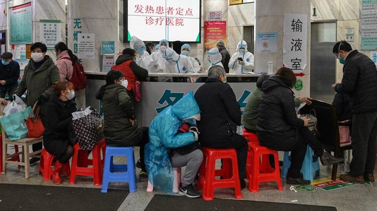 Chính quyền Trung Quốc kiểm soát dư luận về tình hình dịch bệnh Vũ Hán - ảnh 1