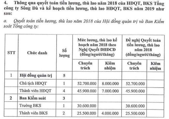 Công ty Sông Đà Nợ hơn 11.000 tỷ đồng, lương lãnh đạo vẫn cao chót vót-ảnh 2