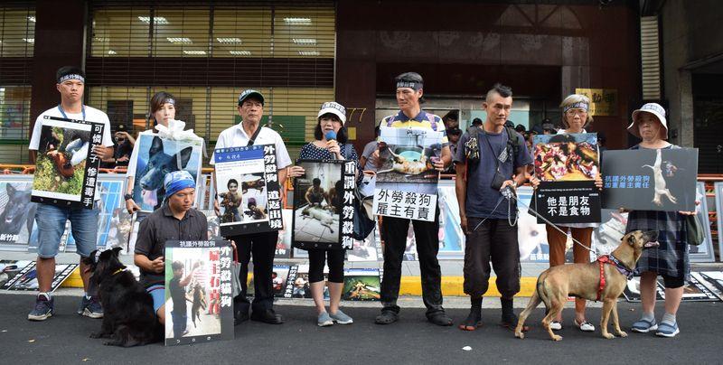 Đài Loan Giết và ăn thịt chó, 2 lao động Việt bị phạt tiền và ngồi tù-ảnh 1