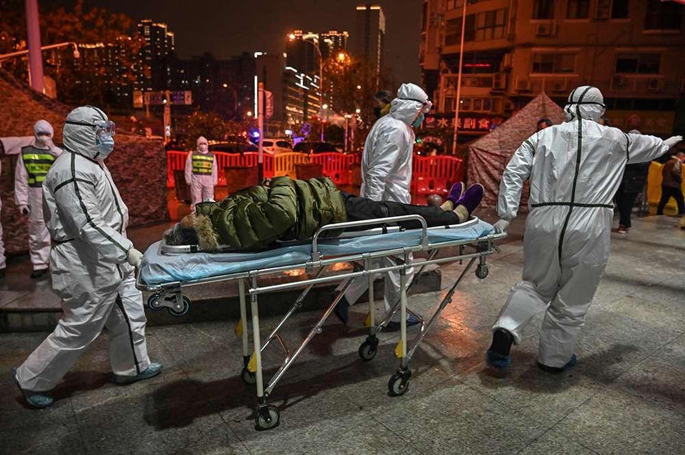 Dịch viêm phổi Vũ Hán: Quan chức TQ không hiểu sao lại tỏ ra khá vui vẻ - ảnh 2