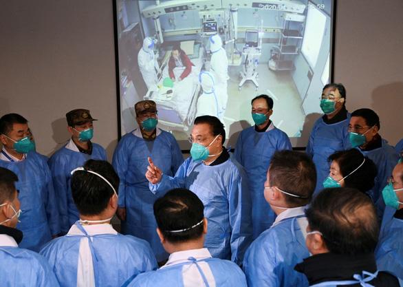 Dịch viêm phổi Đã có 106 người chết ở Trung Quốc, thêm 1.300 ca nhiễm mới