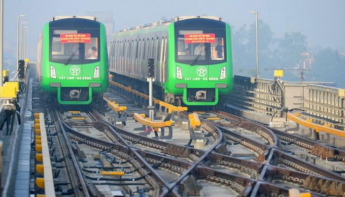 Dự án đường sắt Cát Linh – Hà Đông.