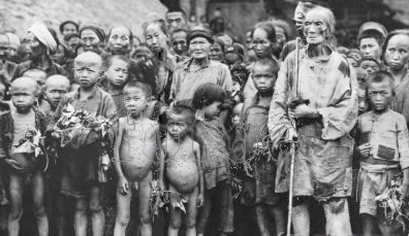 Hàng chục triệu người dân Trung Quốc bị chết vì đói trong thời kỳ Đại nhảy vọt, mà không phải là thiên tai tự nhiên như Bắc Kinh tuyên truyền.