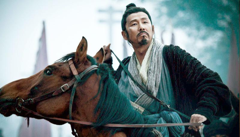 Lưu Bang không những có thể chiêu mộ được một đội quân hùng mạnh, mà còn có được lòng quân vững chắc.