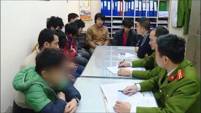 Hà Nội Chủ thầu trả lương cho công nhân bằng ma túy-ảnh 1