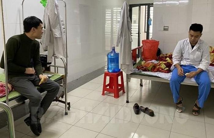Hải Dương Cách ly 18 y bác sĩ tiếp xúc với bệnh nhi người TQ nghi nhiễm coronavirus-ảnh 3