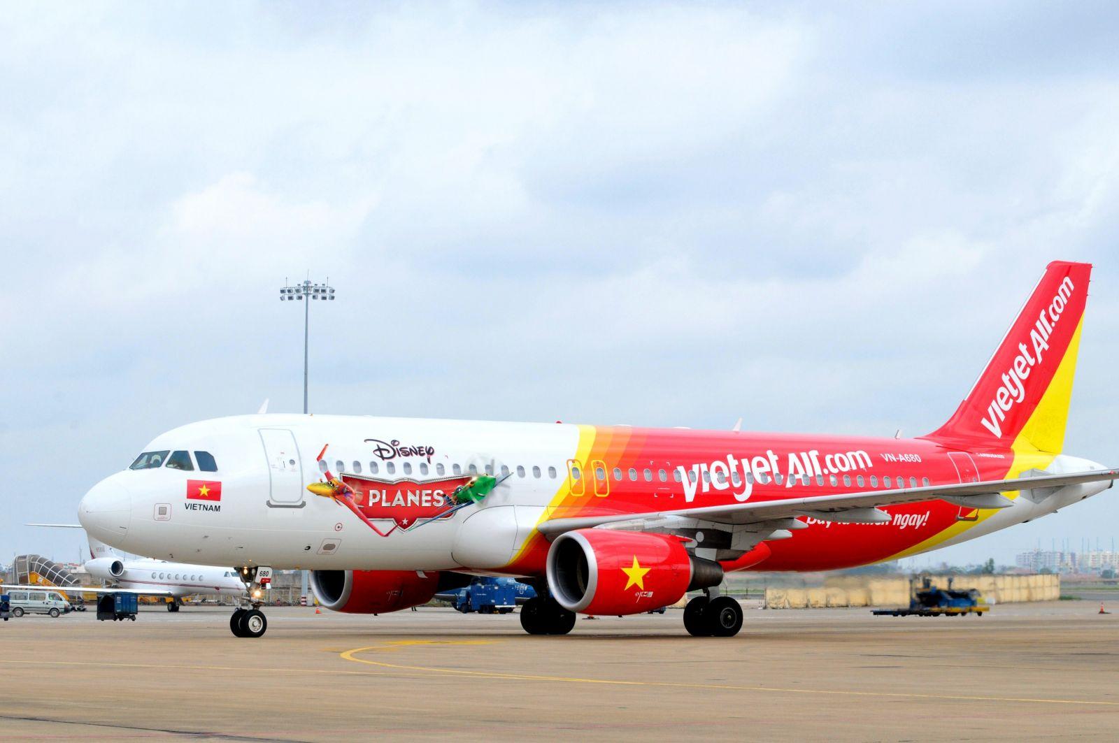 Hai hành khách Vietjet Air bị sốt, nghi nhiễm virus corona sau khi trở về từ Trung Quốc. (Ảnh qua phapluatnet)