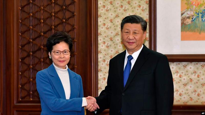 Bắc Kinh dùng Vương Chí Dân làm kẻ thế tội cho những chính sách sai lầm ở Hồng Kông? (ảnh 2)