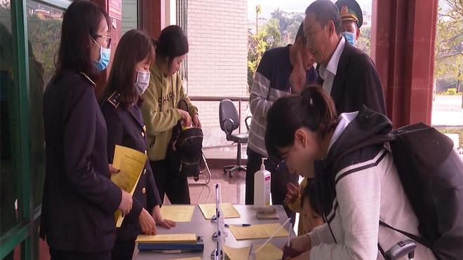 Lào Cai ngừng cho phép khách Trung Quốc nhập cảnh-ảnh 2
