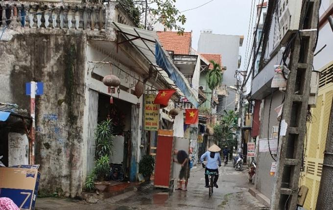 Người dân Hà Nội bị chính quyền thu hồi đất với giá rẻ mạt, 252 nghìn đồng/m2. (Ảnh qua phapluatplus)