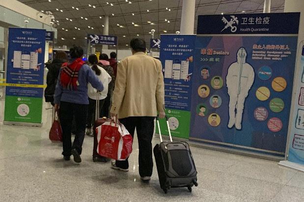 Nhật Bản và Thái Lan xác nhận trường hợp nhiễm virus đầu tiên từ hành khách đến từ Vũ Hán. (Ảnh qua Zing)