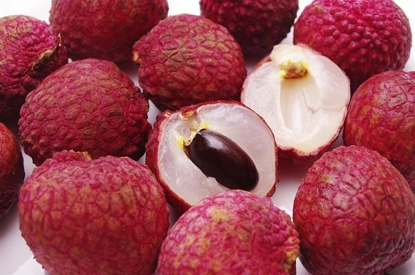 Quả vải là một trong những loại trái cây gây dương tính giả với nồng độ cồn. (Ảnh qua vietnamnet)