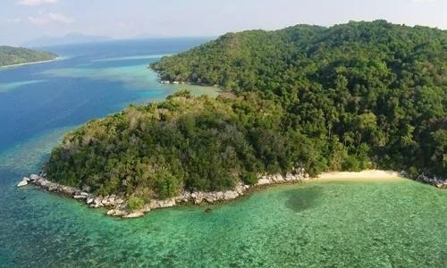 Quần đảo Natuna. (Ảnh qua vnexpress)