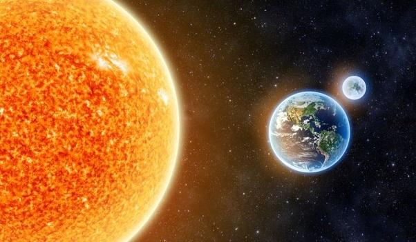 Sao Mộc lớn gấp 10 lần Trái Đất.
