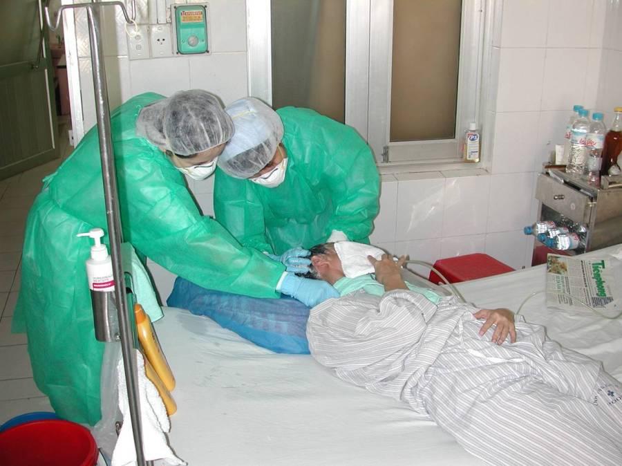 """Số người mắc """"dịch viêm phổi"""" tăng đột ngột tại TQ, Bộ y tế Việt Nam siết chặt cửa khẩu-ảnh 4"""