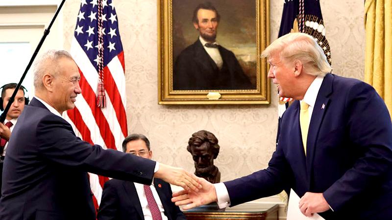Tiết lộ 3 chi tiết lớn trong thỏa thuận thương mại Mỹ-Trung dự kiến ký vào ngày 15/1
