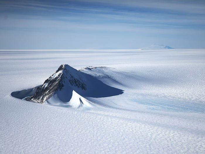 Thung lũng khô có độ cao 4053m so với mực nước biển. (Ảnh: Getty)