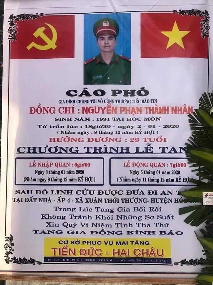 TP HCM Chặn nhóm 'quái xế' đua xe, một Trung úy công an bị tông thiệt mạng-1