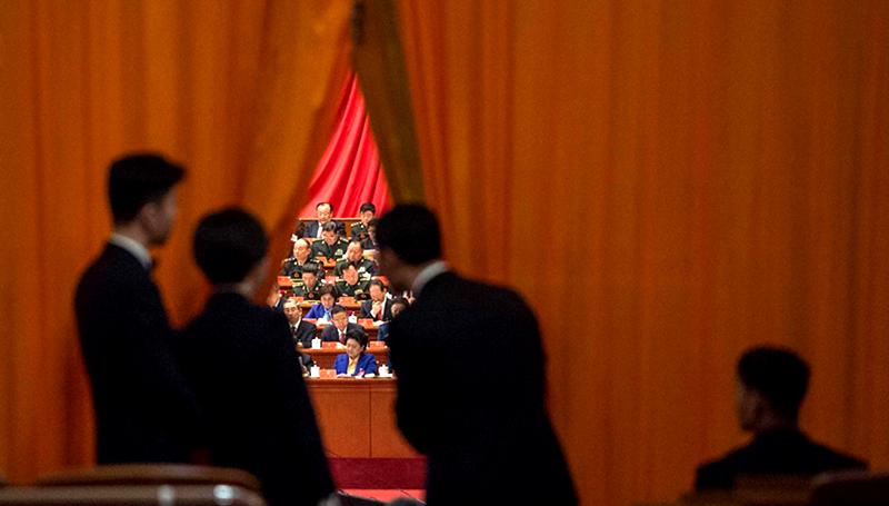 """Trung Nam Hải lan truyền tin Đảng diệt vong: """"Chúng tôi đã đến bước đường cùng"""" (ảnh 2)"""