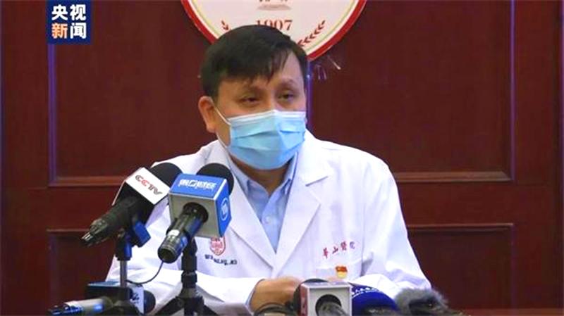 Chủ nhiệm bệnh viện Thượng Hải chỉ thị cho Đảng viên trực tiếp lên tuyến đầu đối phó với dịch bệnh (ảnh 1)