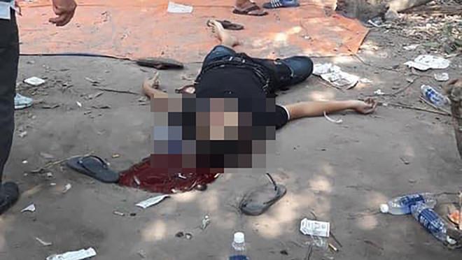 Vây bắt kẻ dùng súng AK bắn chết 5 người tại Củ Chi-ảnh 9