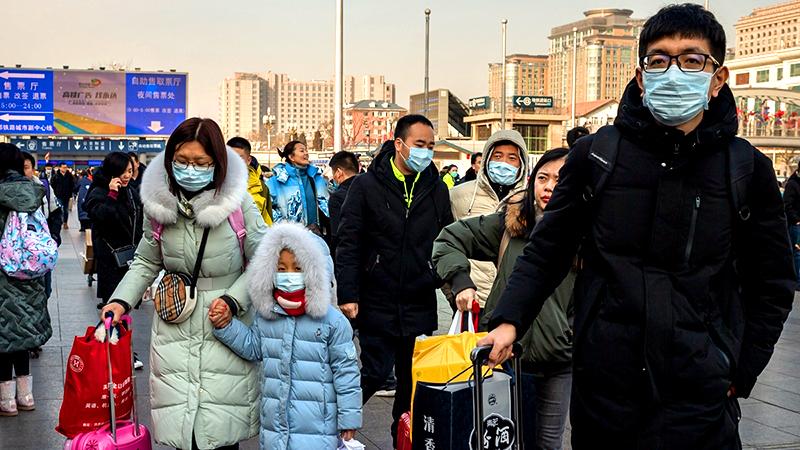 'Virus yêu nước' khiến ĐCSTQ không ngừng che giấu thông tin về dịch bệnh (ảnh 1)