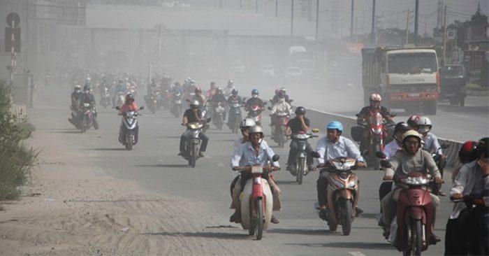 Việt Nam Hơn 50.000 ngàn người chết do ô nhiễm không khí mỗi năm