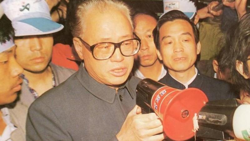 """Triệu Tử Dương được coi là một nhà cải cách của ĐCSTQ, trong """"sự kiện 4/6/1989"""", ông Triệu đã không đồng ý để ĐCSTQ tấn công sinh viên không tấc sắt"""