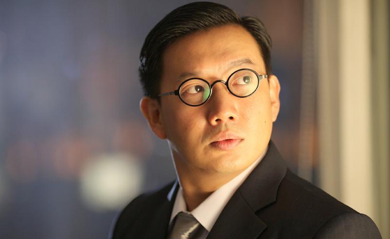 Nam diễn viên Hồng Kông Đỗ Vấn Trạch.
