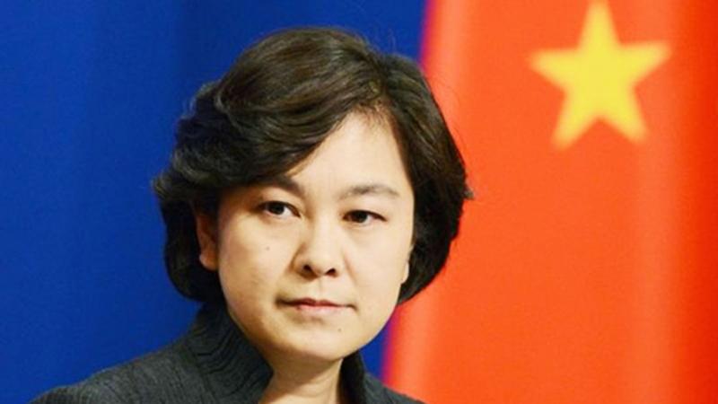 Phát ngôn viên Bộ Ngoại giao Trung Quốc Hoa Xuân Oánh tiết lộ rằng, kể từ ngày 3/1, tổng cộng có 30 lần thông báo với Mỹ về thông tin tình hình dịch bệnh và các biện pháp phòng ngừa kiểm soát.
