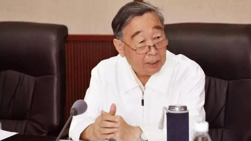 Viện sĩ Vương Vĩnh Viêm của Viện Khoa học Đông y Trung Quốc