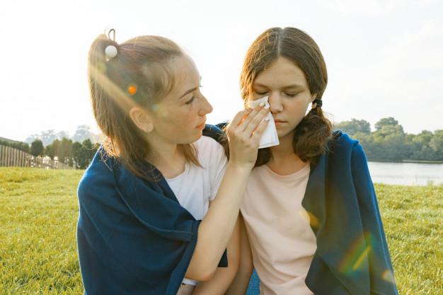 Hãy thử nghĩ về một người bạn thân luôn kiên nhẫn an ủi chúng ta suốt từ ngày này qua ngày khác khi chúng ta đang đau khổ
