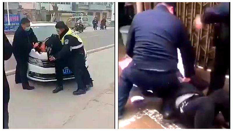 """""""Bạo lực phòng dịch"""" xuất hiện khắp nơi ở Trung Quốc, thủ đoạn vượt xa cả Hồng vệ binh (ảnh 1)"""