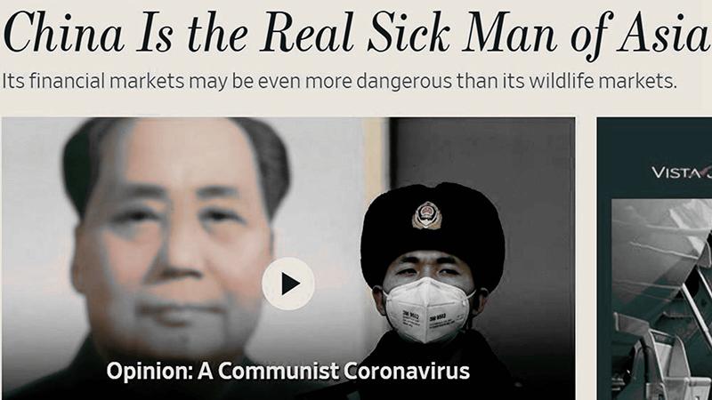 Người dẫn chương trình CCTV: ĐCSTQ phải xin lỗi vì làm nhiễu loạn thế giới (ảnh 3)