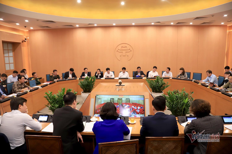 Chủ tịch Hà Nội 'Không công khai về dịch Covid-19, sau này đều phải trả giá' 2