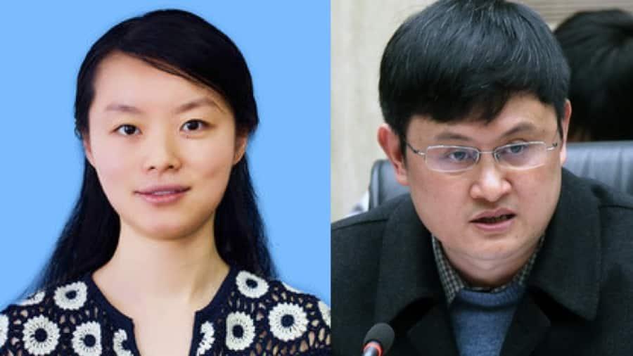 Con trai Giang Trạch Dân là người chống lưng cho Phòng thí nghiệm P4 Vũ Hán? - Vương Diên Dật và Thư Hồng Binh