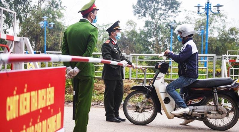 315 người ở xã Sơn Lôi, 'tâm dịch' Corona đã rời khỏi địa phương. (Ảnh qua zing)