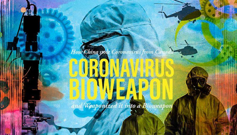 Virus corona, vũ khí sinh học