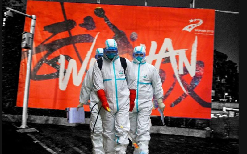 Dịch bệnh viêm phổi Vũ Hán đã khiến cả Trung Quốc bị cô lập với thế giới bên ngoài.