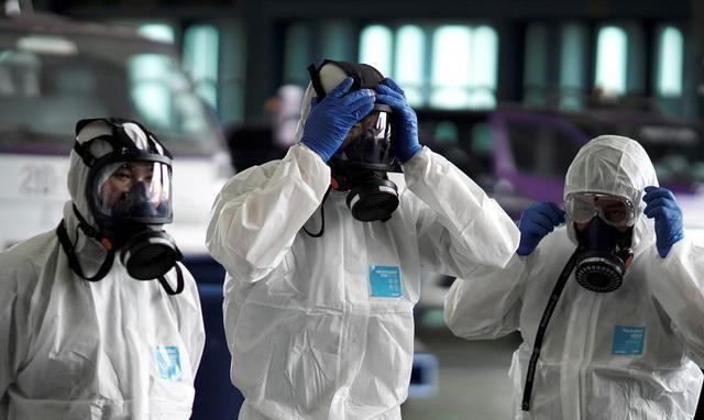 Trung tâm Kiểm soát Dịch bệnh Đài Loan cho biết cúm A/H1N1 là loại virus phổ biến trong mùa cúm ở Đài Loan trong ba tháng qua. (Ảnh qua phapluatplus)