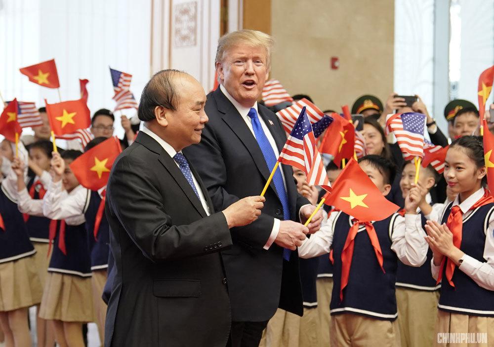 Donald Trump công nhận Việt Nam là nước phát triển, chính thức xóa bỏ ưu đãi