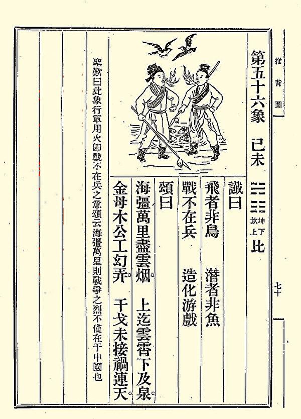 Dự ngôn 'Thôi Bối Đồ' hé lộ thiên cơ về dịch viêm phổi Vũ Hán? - Tượng 56