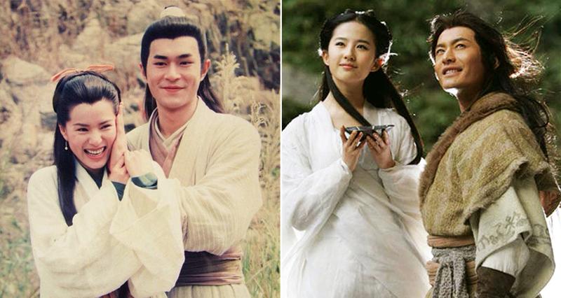 Phim cổ trang của Hồng Kông và Trung Quốc, nhìn bề ngoài thì có vẻ giống nhau, nhưng thực tế khác xa nhau.