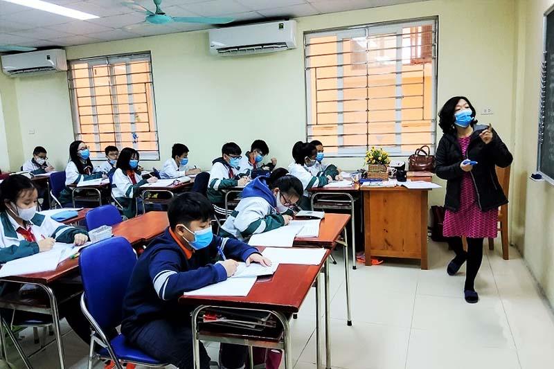 Bộ Y tế: Cho học sinh đi học bình thường tại địa phương không có dịch Corona