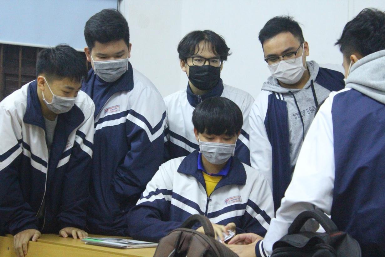 Vĩnh Phúc cho học sinh nghỉ thêm một tuần để tránh dịch Corona. (Ảnh qua vnexpress)