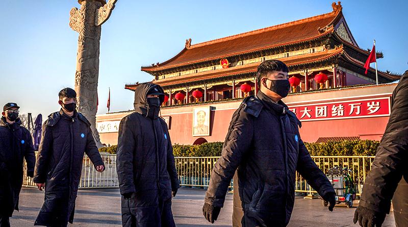 Virus Vũ Hán tiến đến Bắc Kinh, có 'Hồng nhị đại' đã bị nhiễm bệnh (ảnh 1)