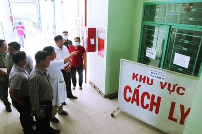 Khánh Hòa Phát hiện 2 du khách Nga nghi nhiễm Covid-19