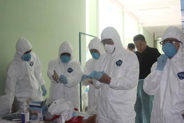 Khánh Hòa Phát hiện 2 du khách Nga nghi nhiễm Covid-19 3