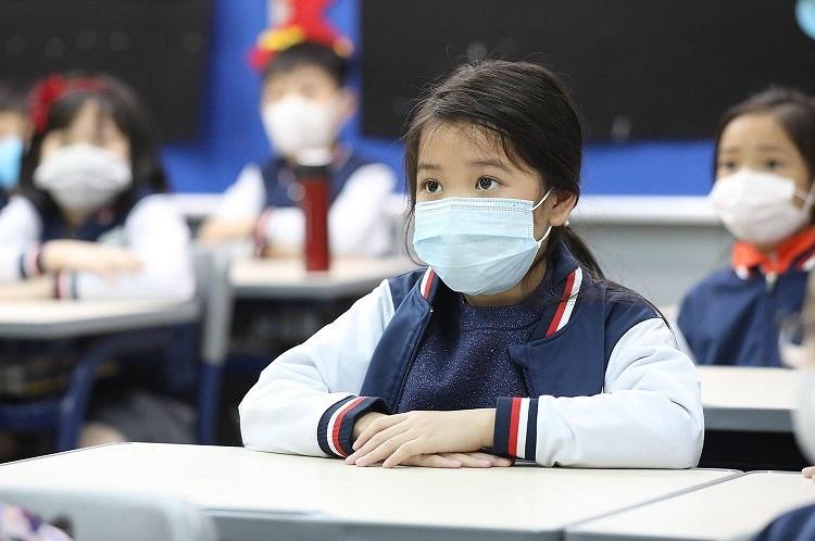 Sở GD&ĐT tỉnh Vĩnh Phúc kiến nghi cho học sinh tiếp tục nghỉ học để phòng tránh bệnh dịch. (Ảnh qua vnexpress)