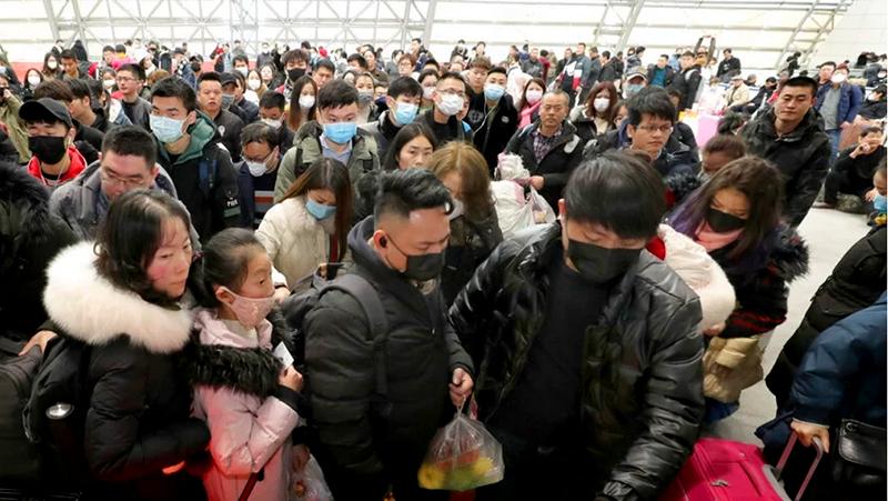 AI dự đoán Bắc Kinh sẽ là 'ổ dịch tiếp theo', nguy hiểm còn hơn Vũ Hán (ảnh 2)
